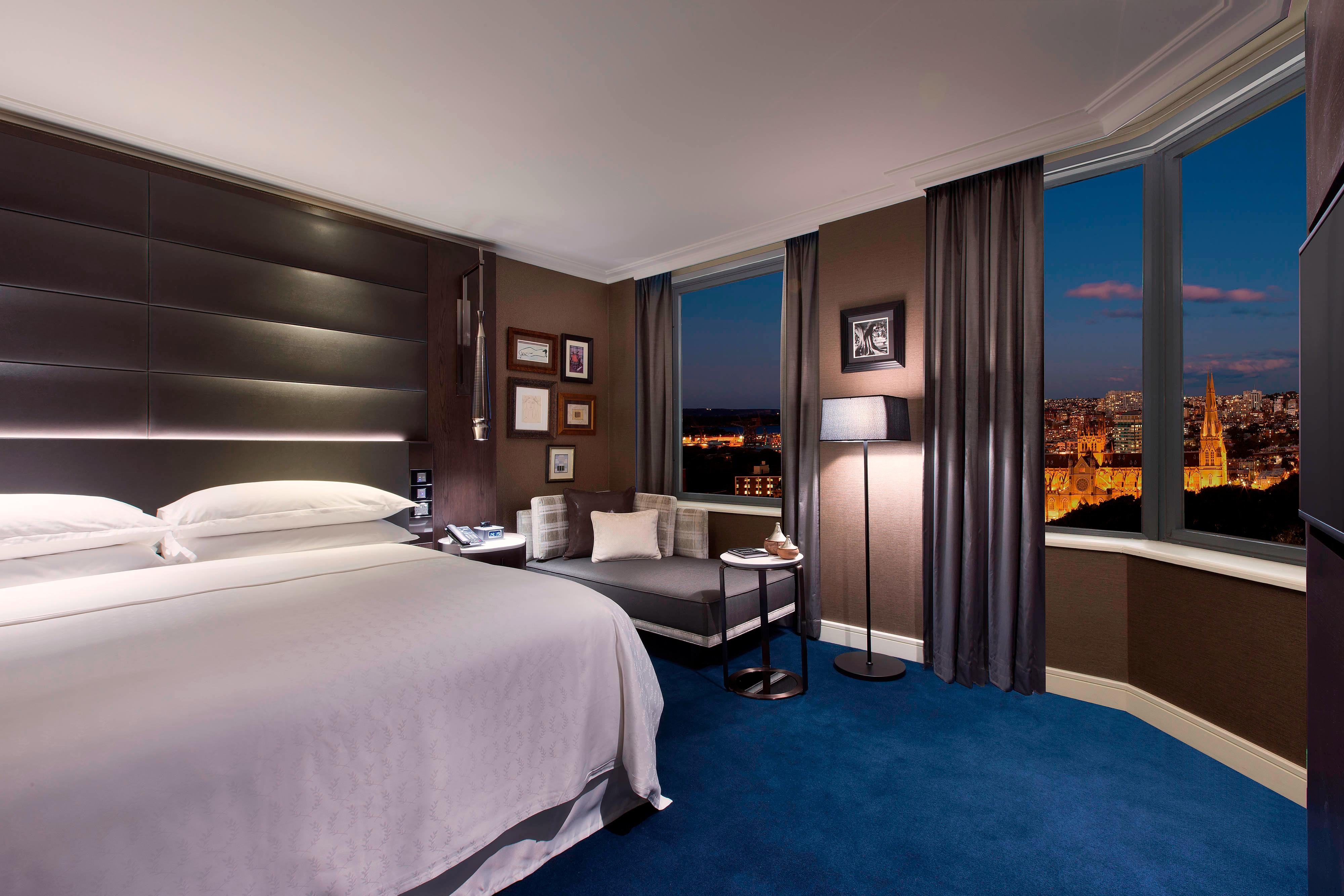 Grand Executive Suite - Bedroom