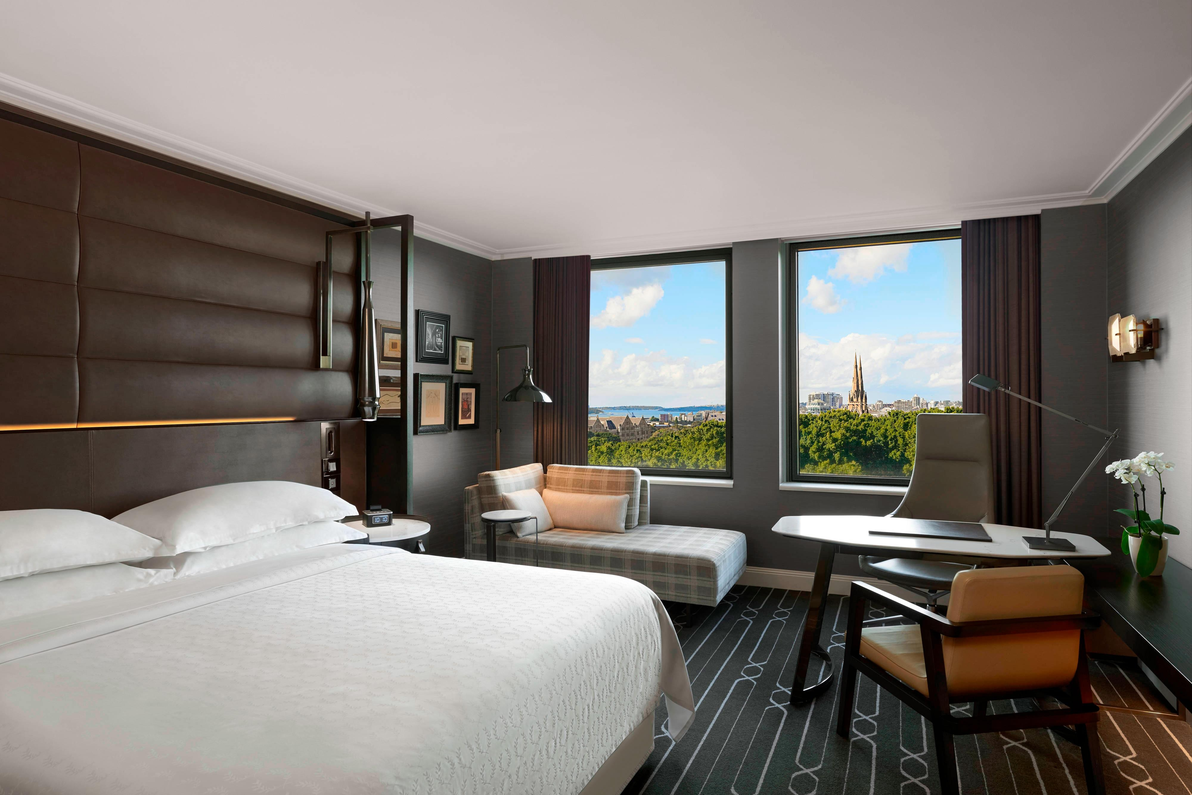 King Guest Room Hyde Park View