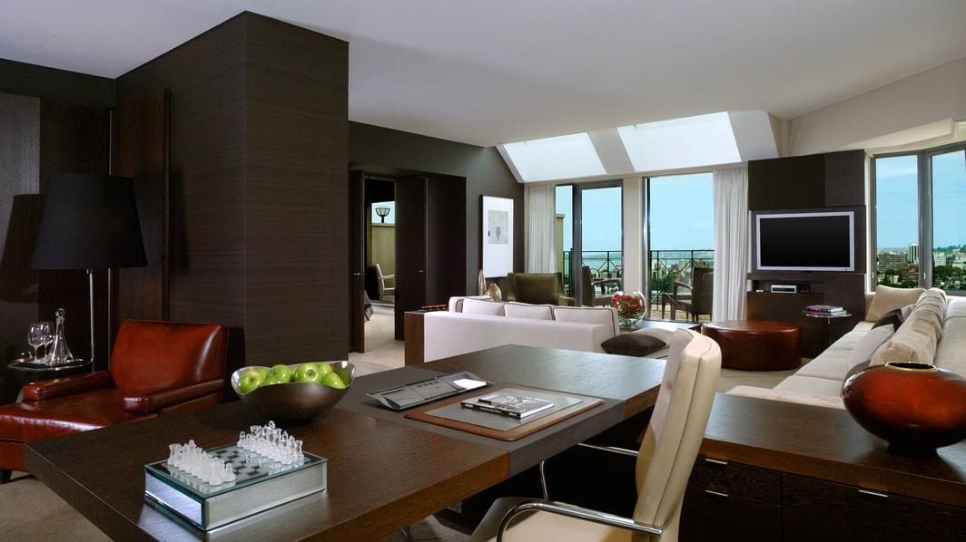 Королевский люкс– гостиная