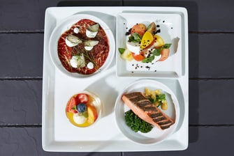 Mosaic Lunch Plate