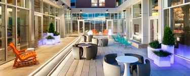 Aloft Syracuse Inner Harbor