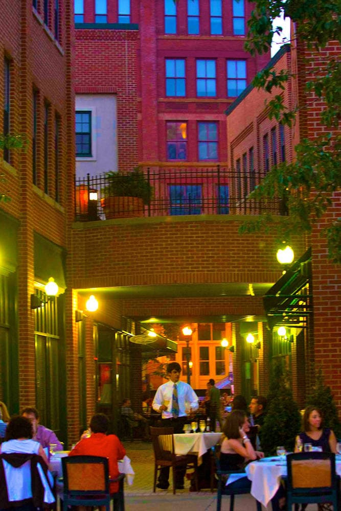 Armory Square Dining