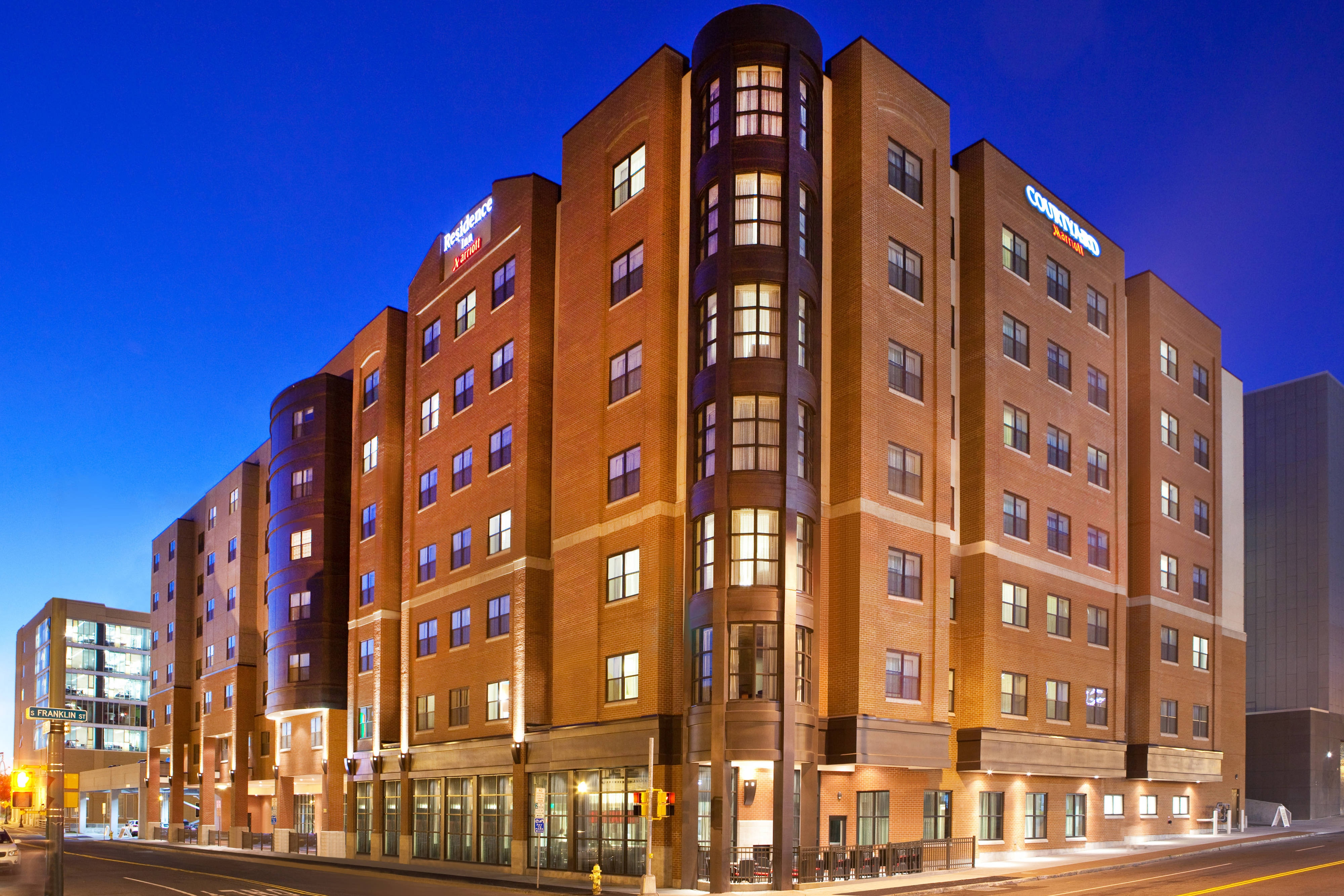 Downtown Syracuse Hotels