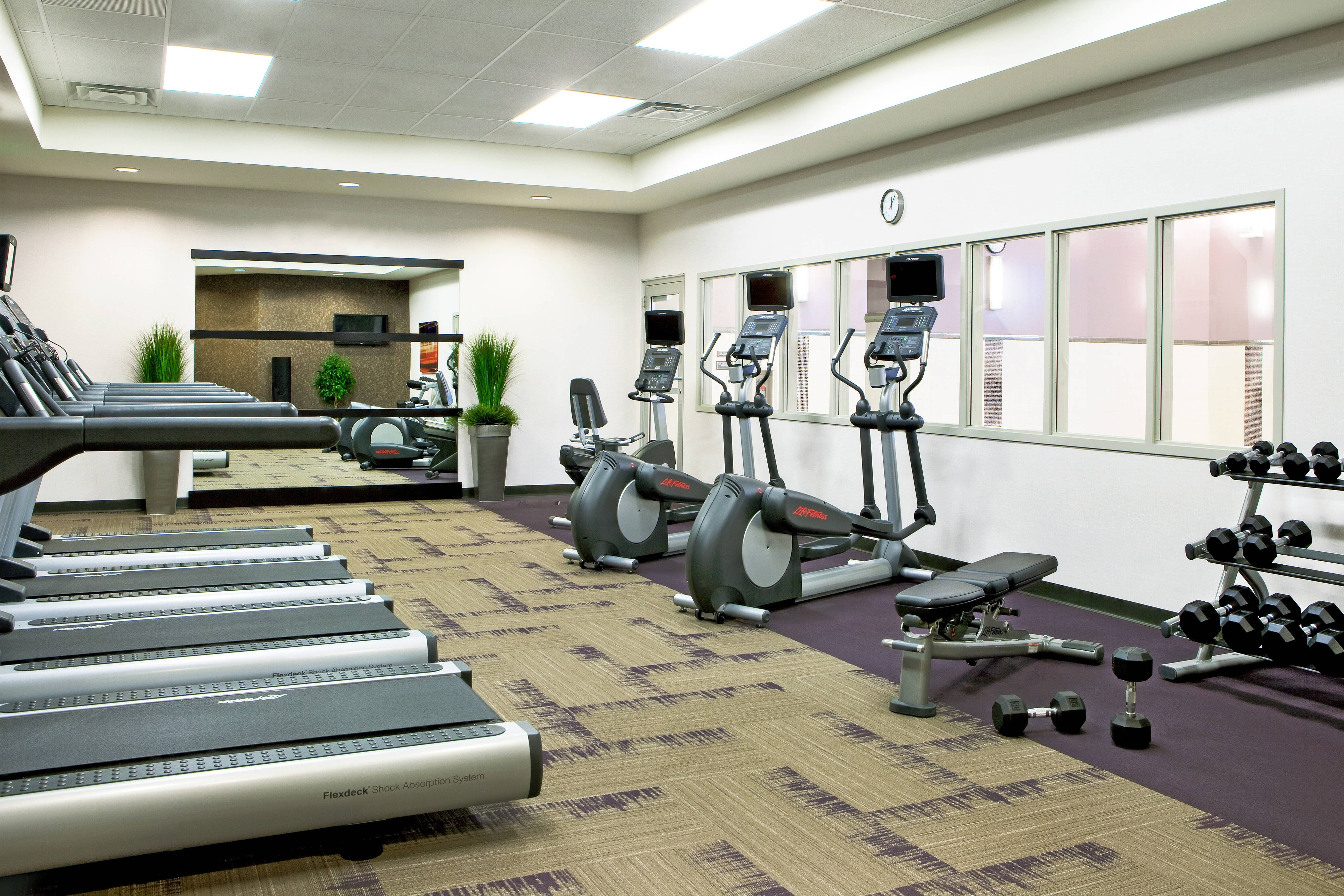 Hotel Gym and Fitness Center