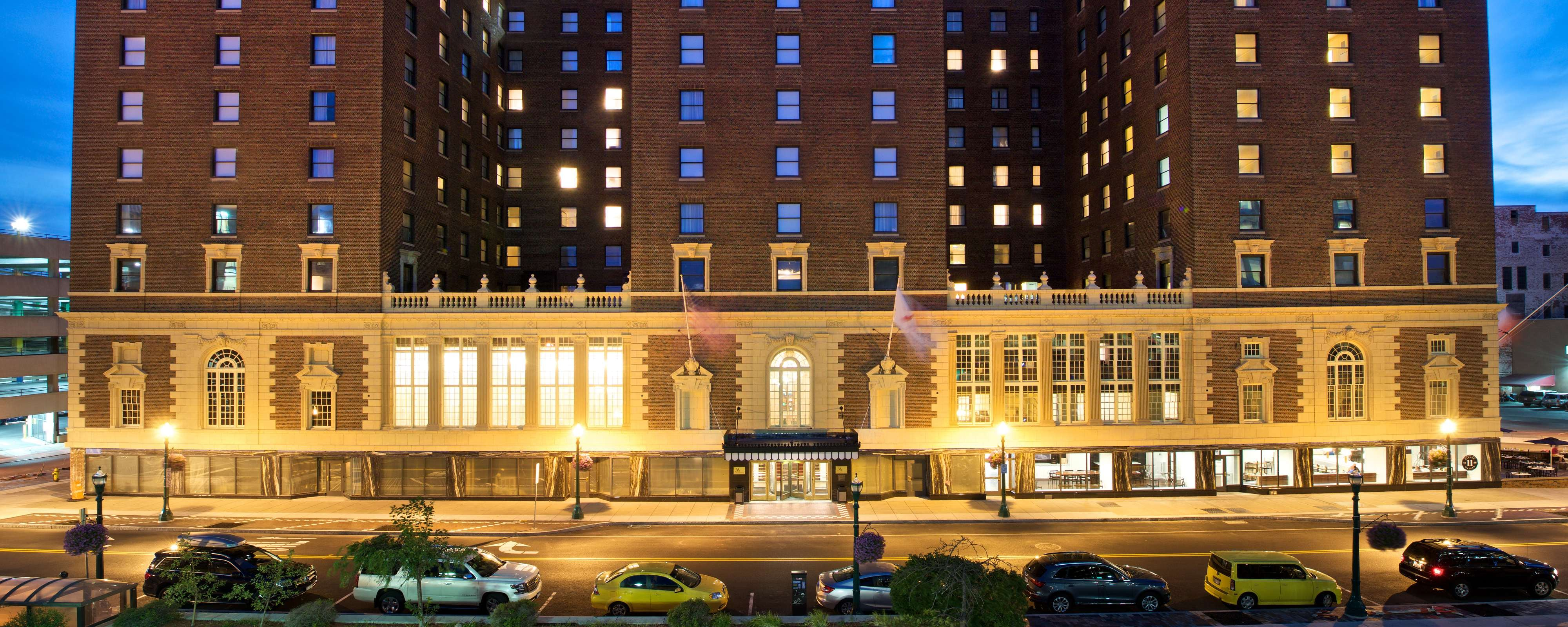 Hotel In Downtown Syracuse Ny Marriott Syracuse Downtown