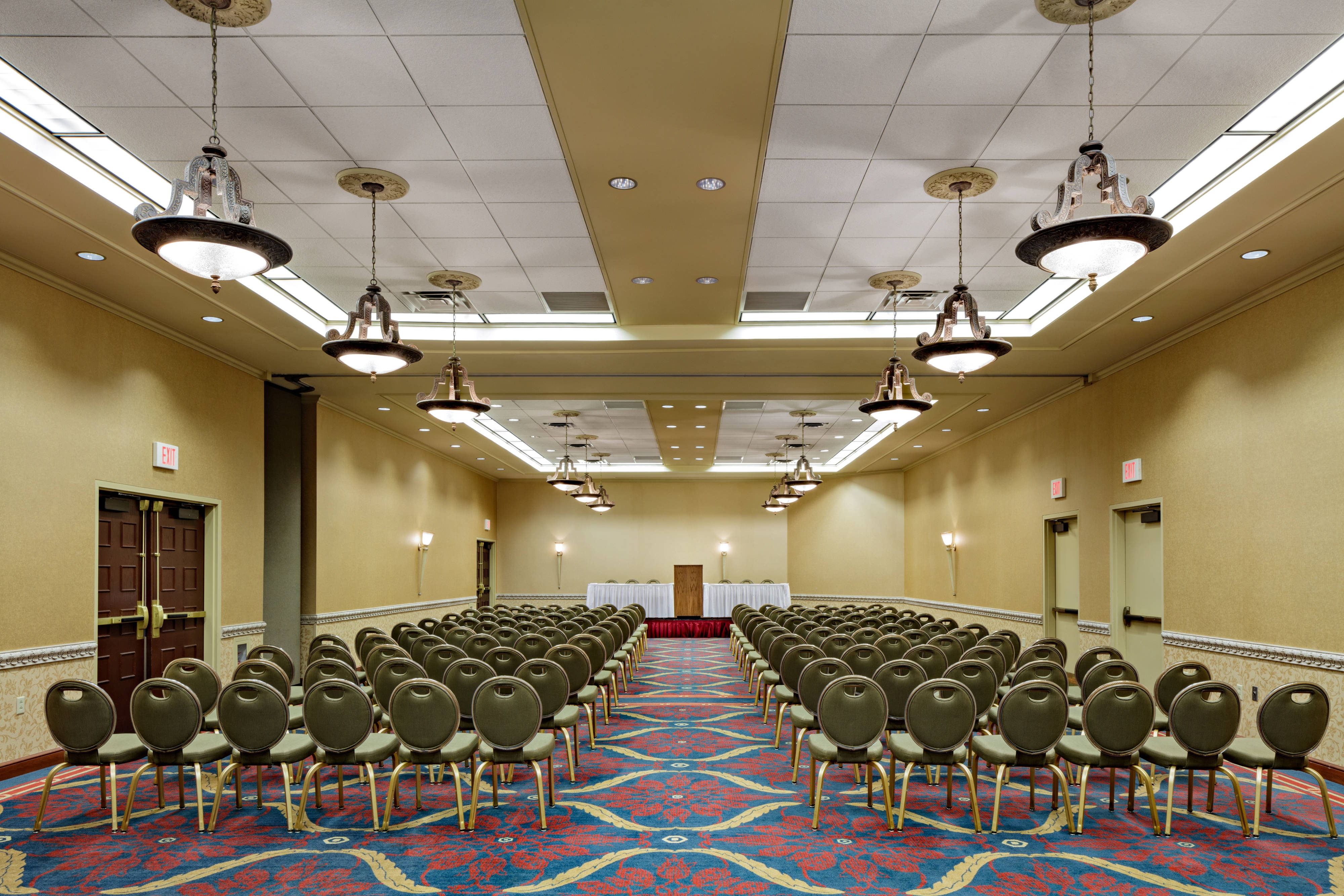 Flexible conference space
