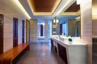 Luxury Villa - Bathroom