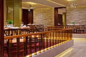 Five Sen5es - Main Dining Area