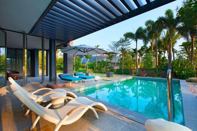Luxury Villa - Garden & Private Pool
