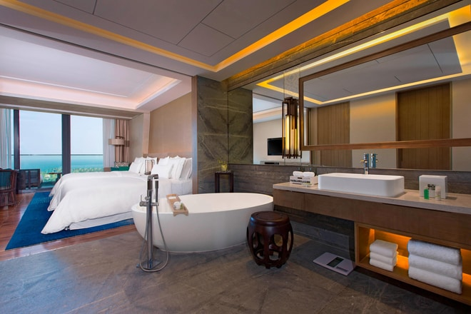 Grand Sea View Room - Twin