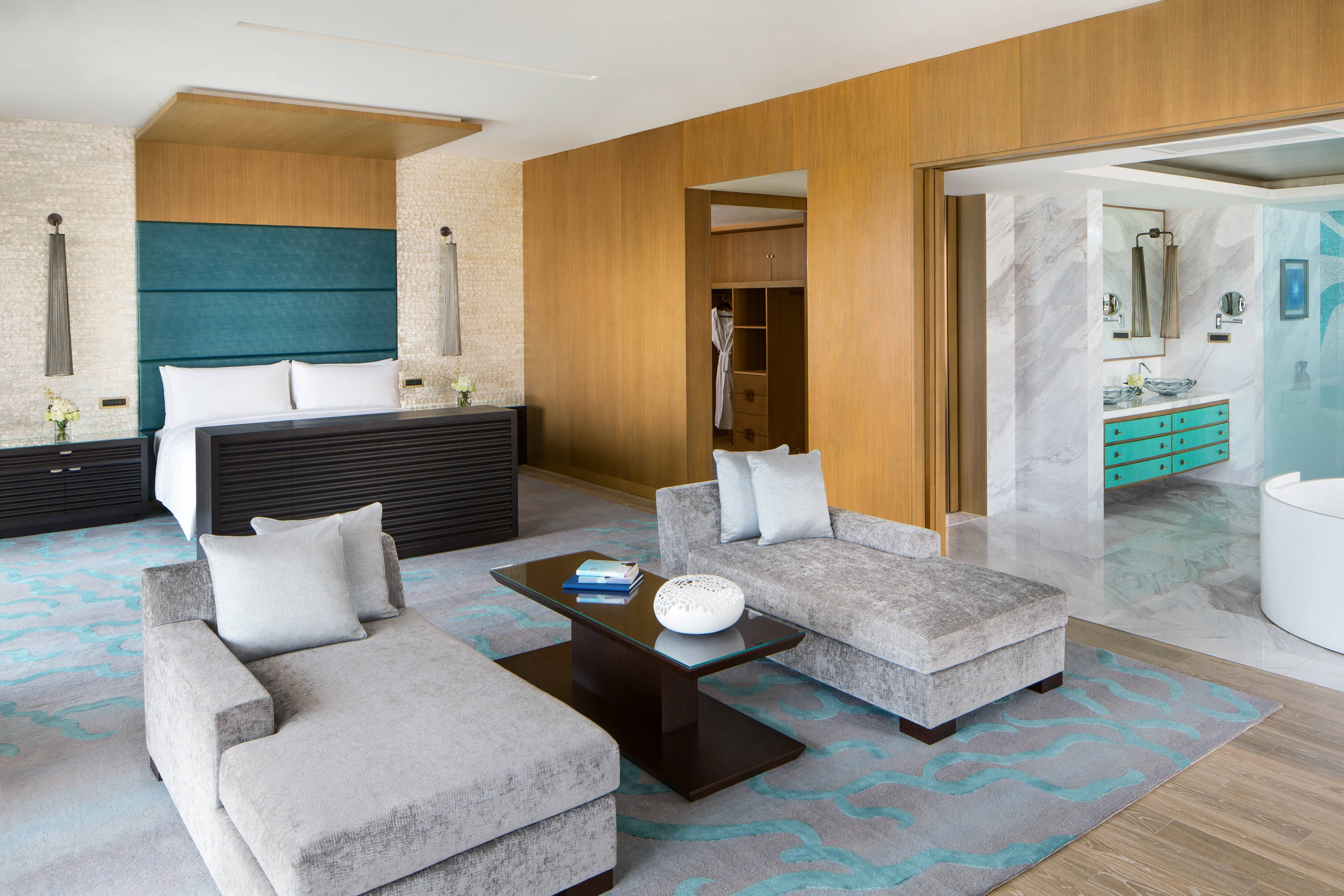 Chairman Suite Bedroom