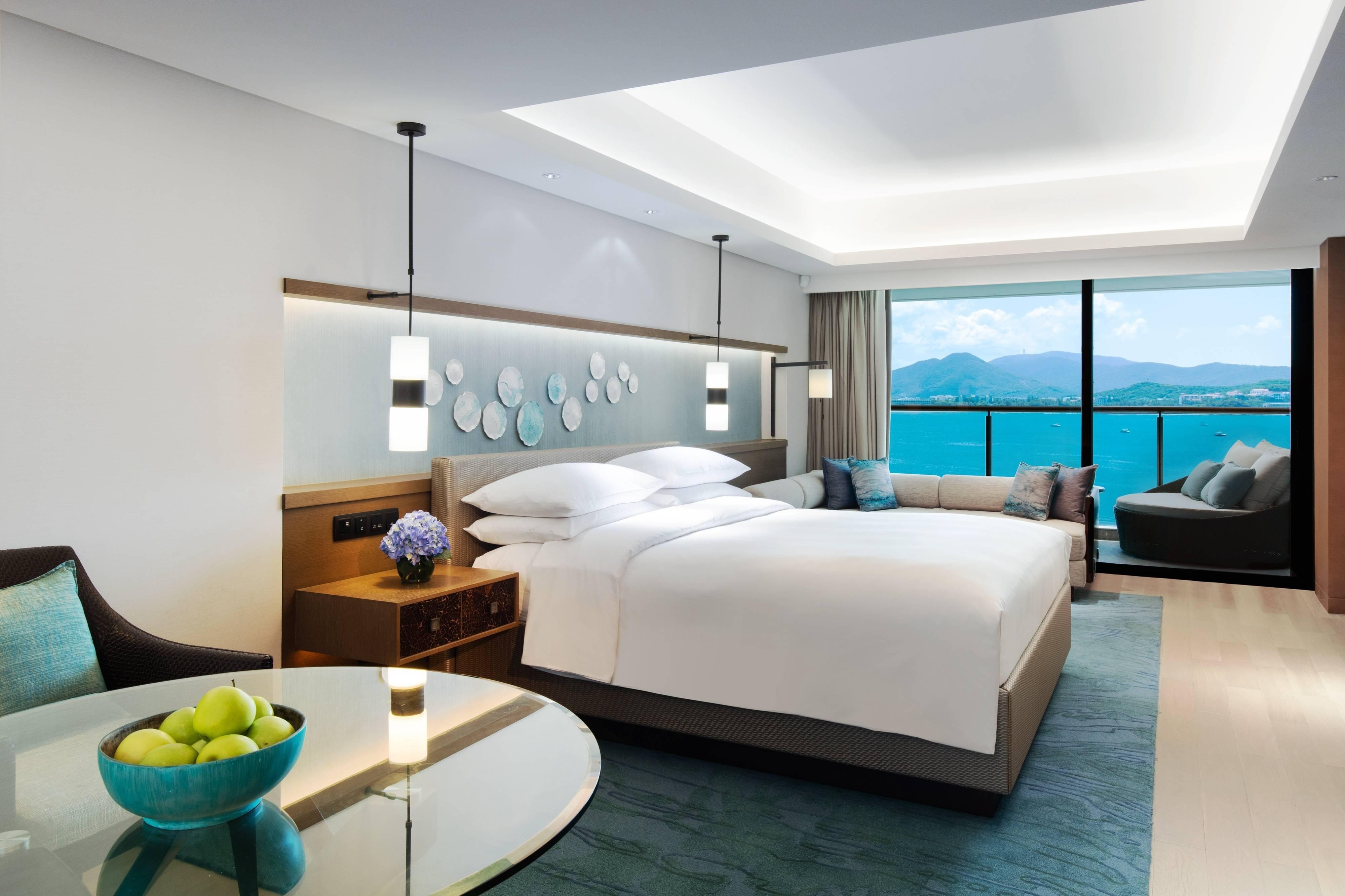 Executive Ocean Guest Room