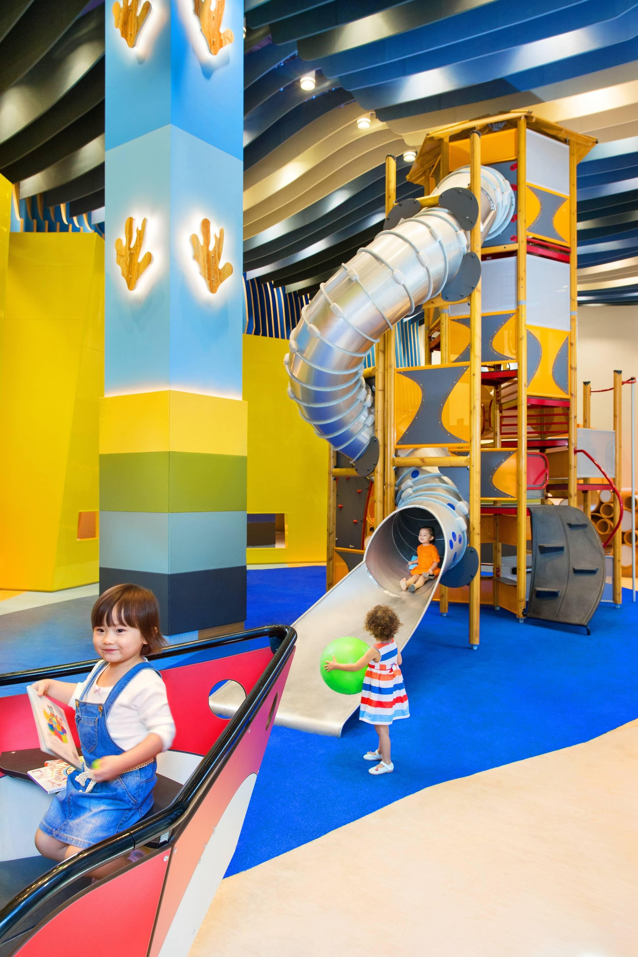 Marriott Dadonghai Kids Club