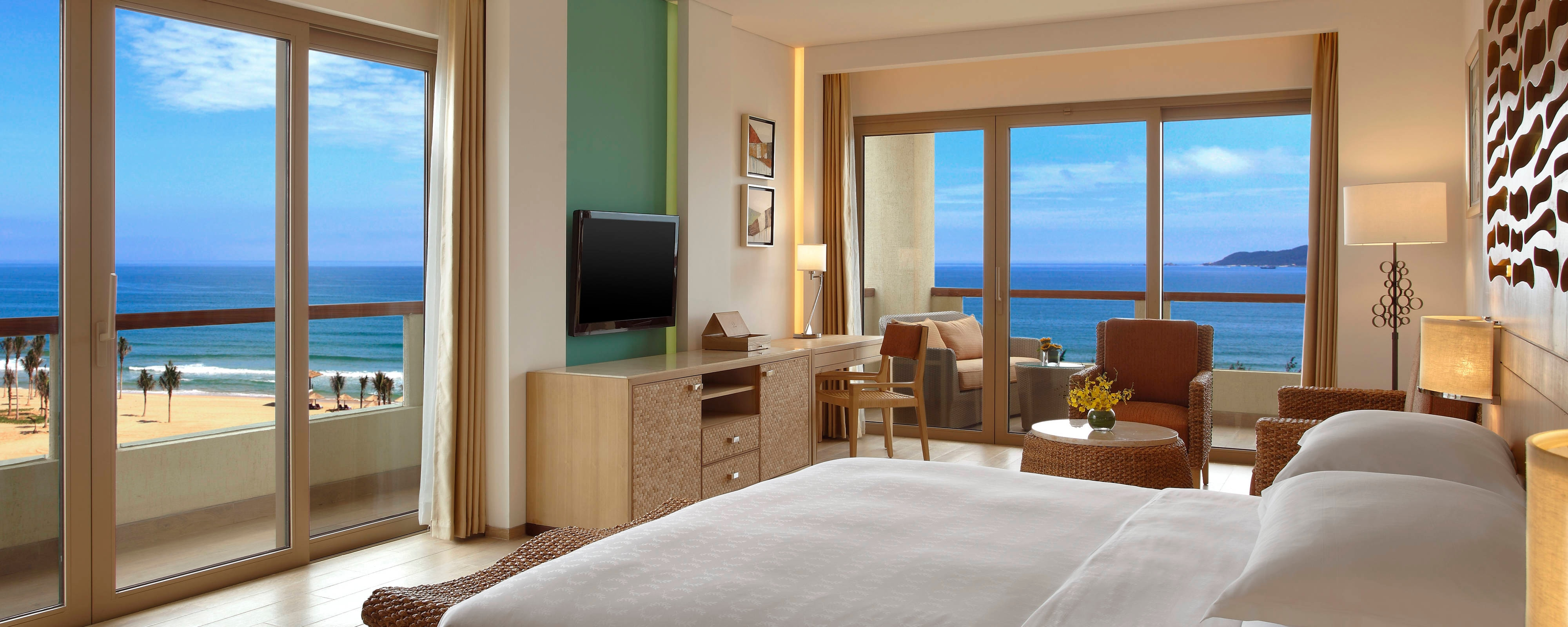 Suite Grand Deluxe con vista al mar
