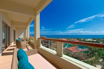 Grand Deluxe Sea View Suite - Balcony