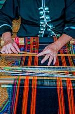 Li Minority Brocade Weaving