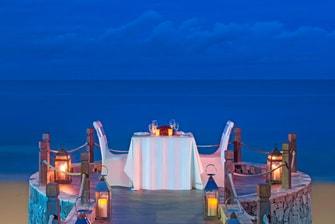 Western Romantic Dinner