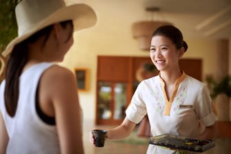 Welcome to Sanya Marriott Yalong Bay
