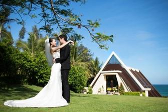 三亚婚礼教堂