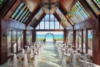 Best beach wedding venue Sanya