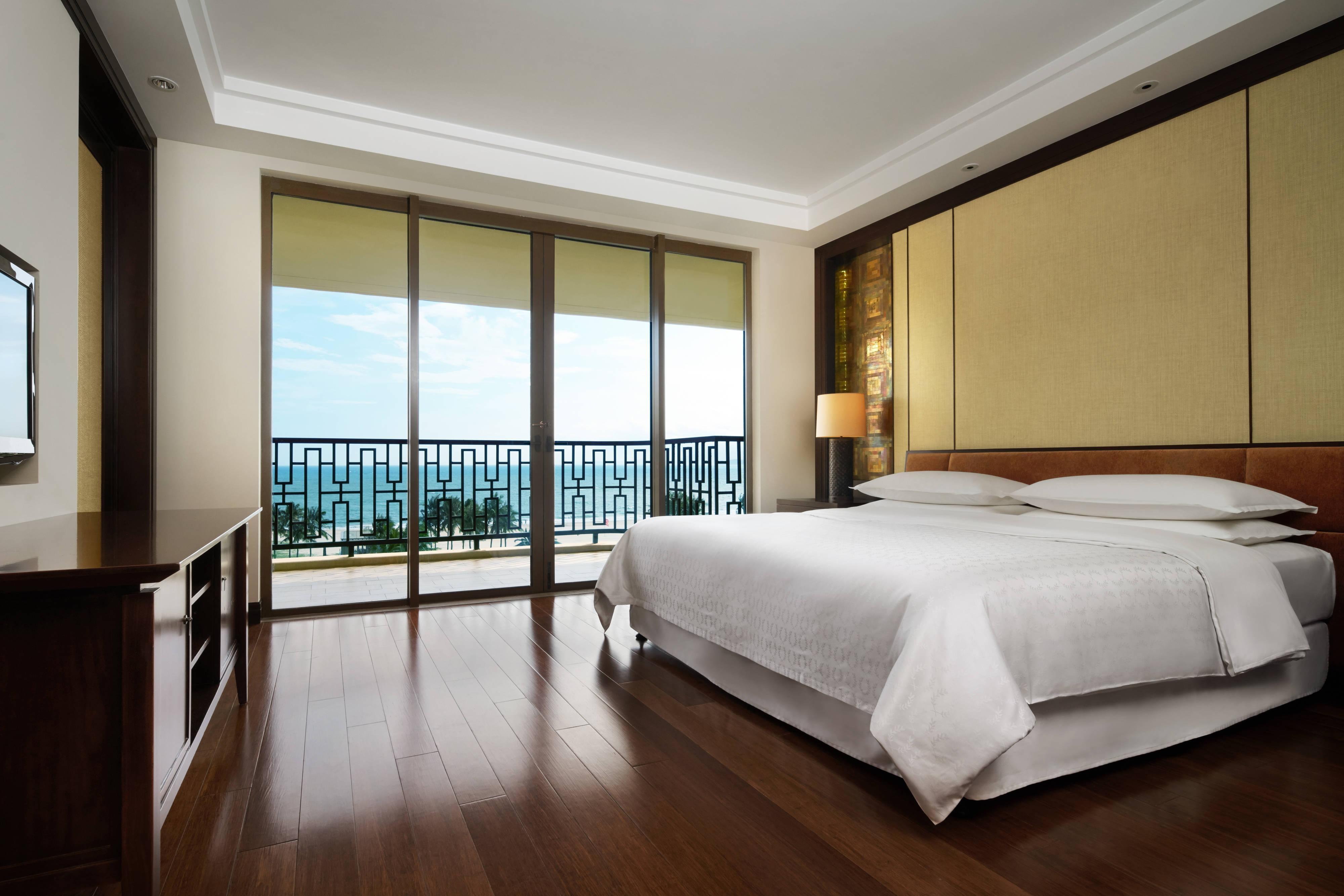 Люкс Ocean с двуспальной кроватью (King)