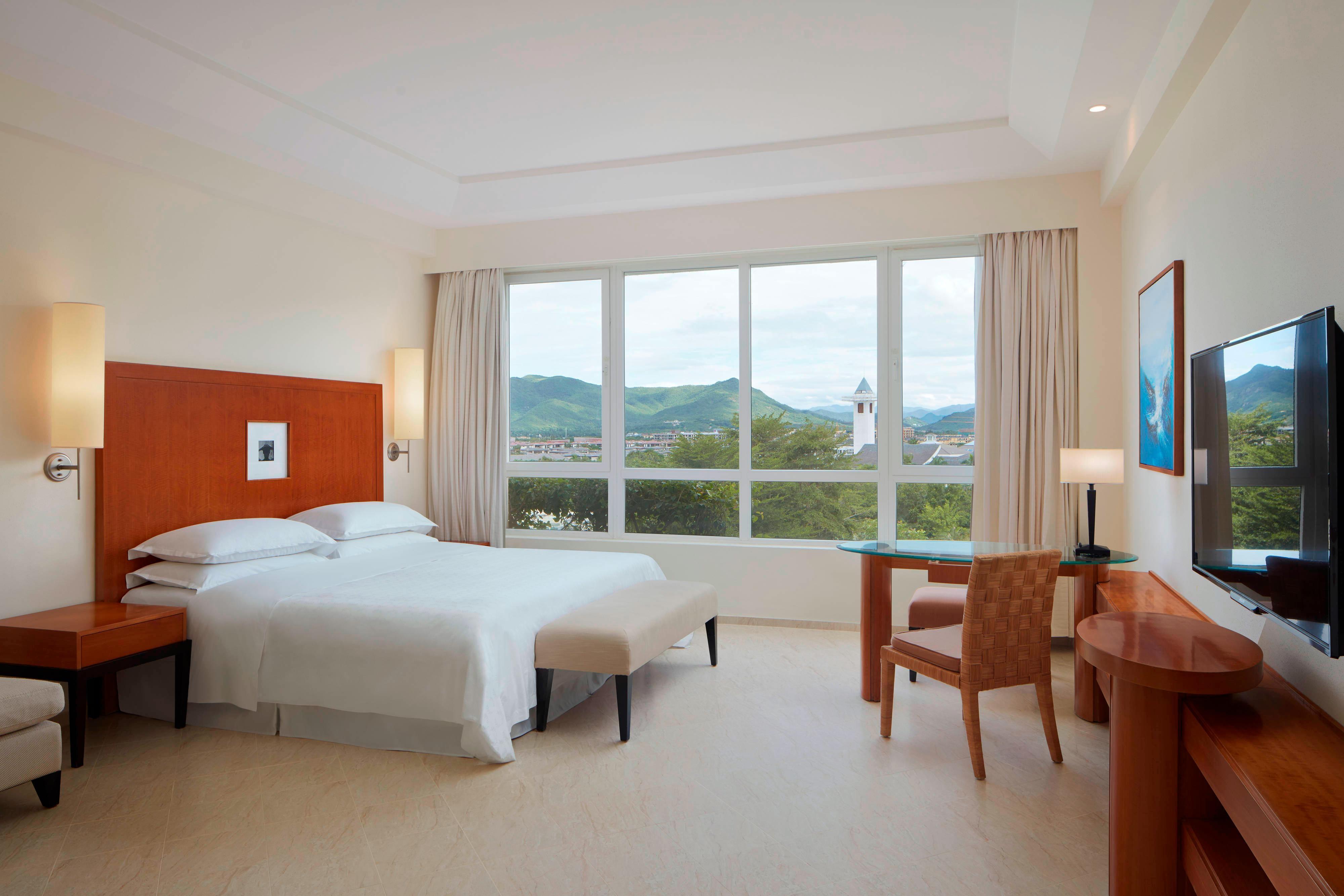 Camera Superior con letto matrimoniale King e vista sul golfo