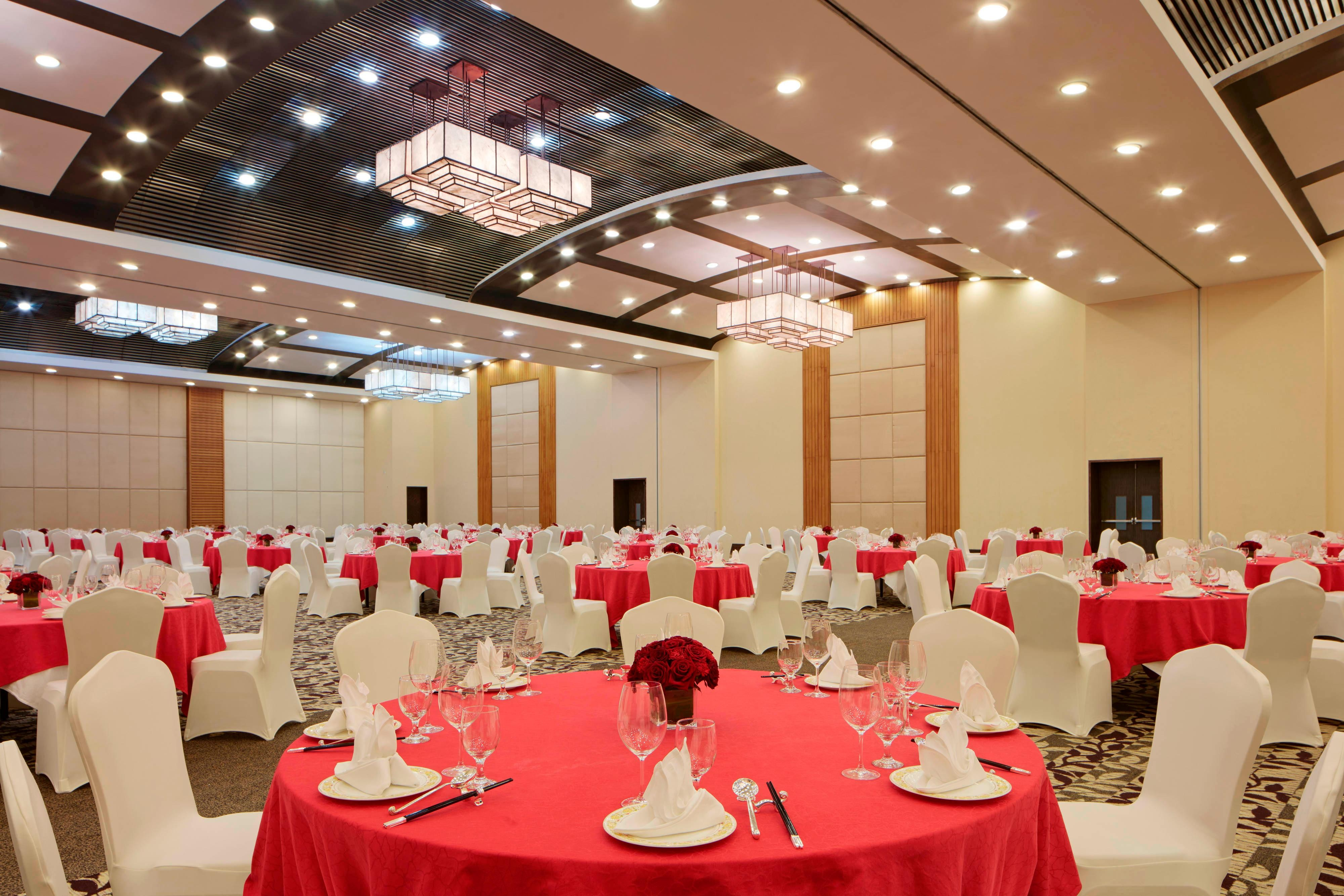 Ballroom A B C - Chinese Wedding Banquet