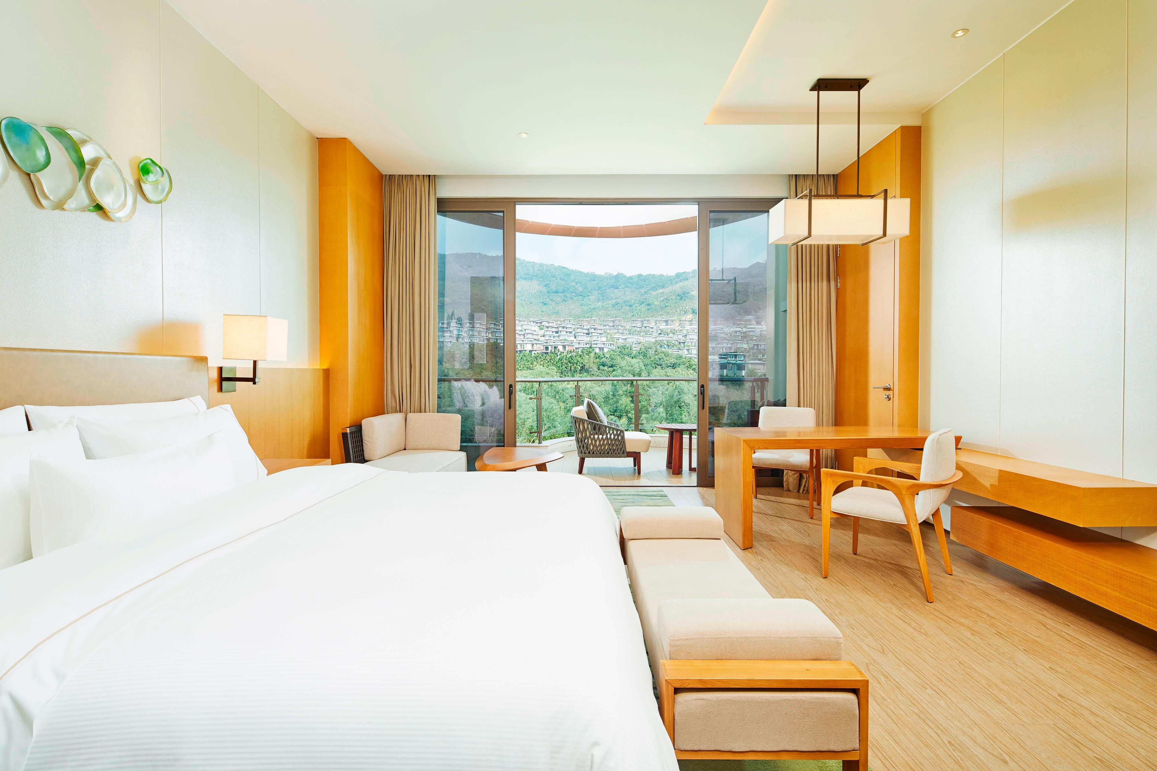 Deluxe Moutain View King Room