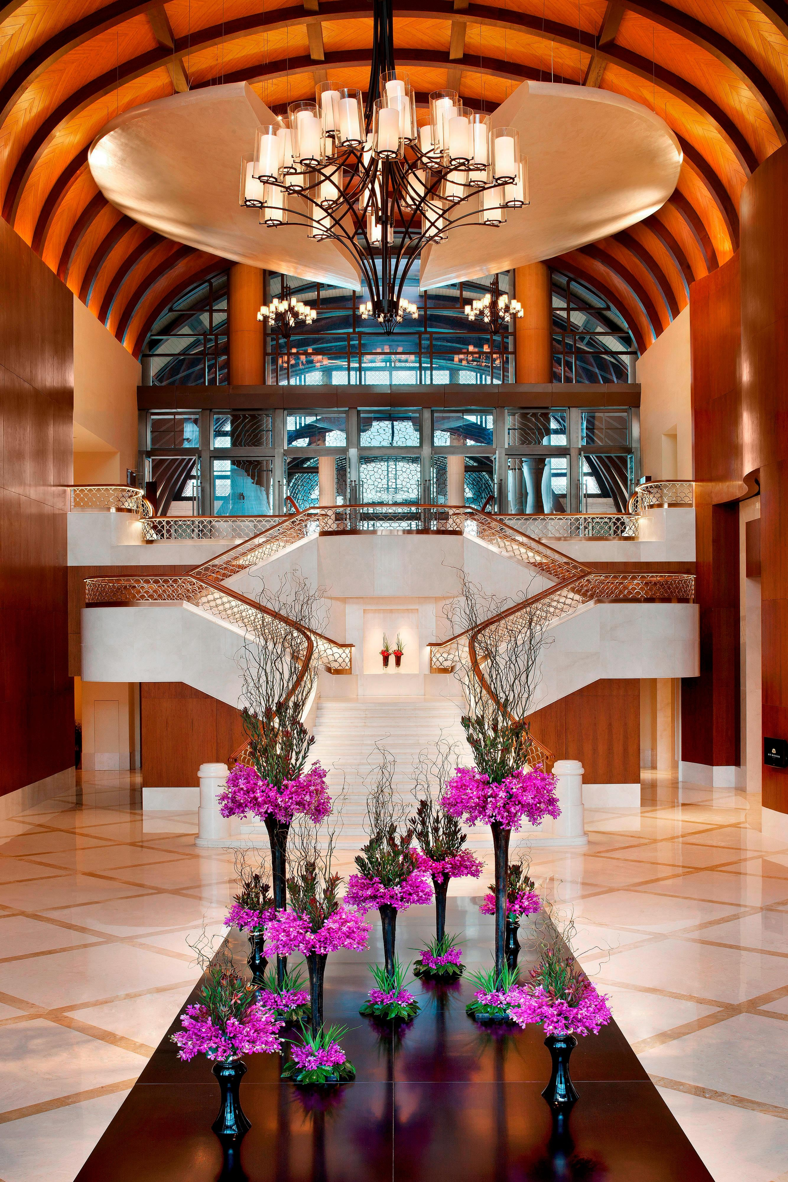 Grand Stair of Meeting Hall