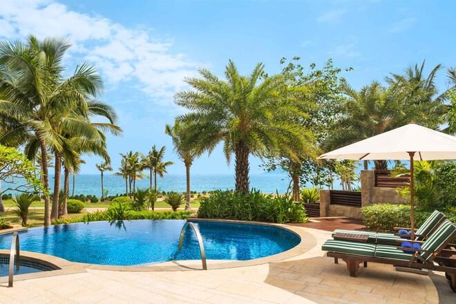 Beach Villa - Outdoor