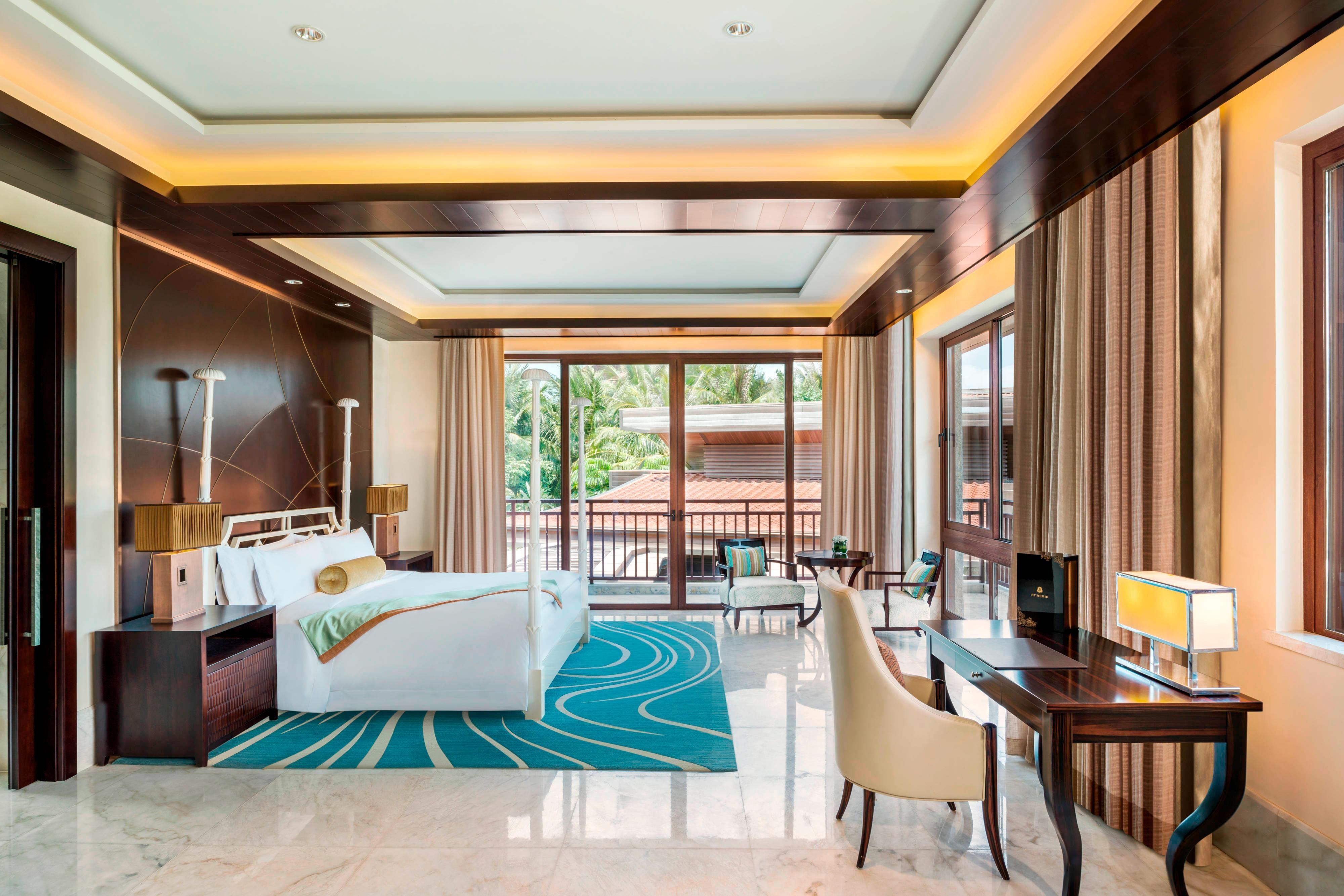 Presidential Villa Main Bedroom