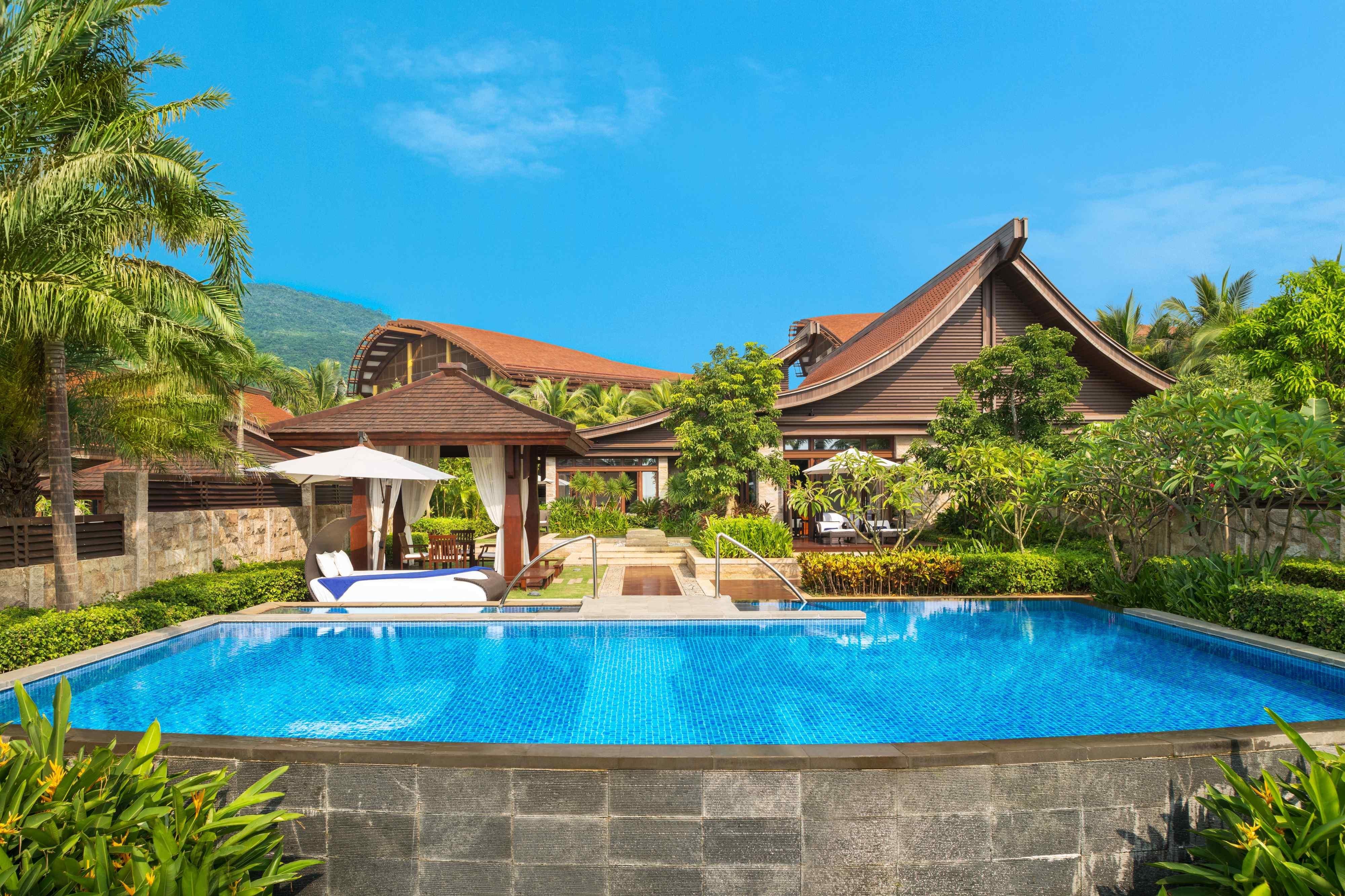 Royal Villa - Outdoor