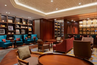 Chime Lounge Cigar Room
