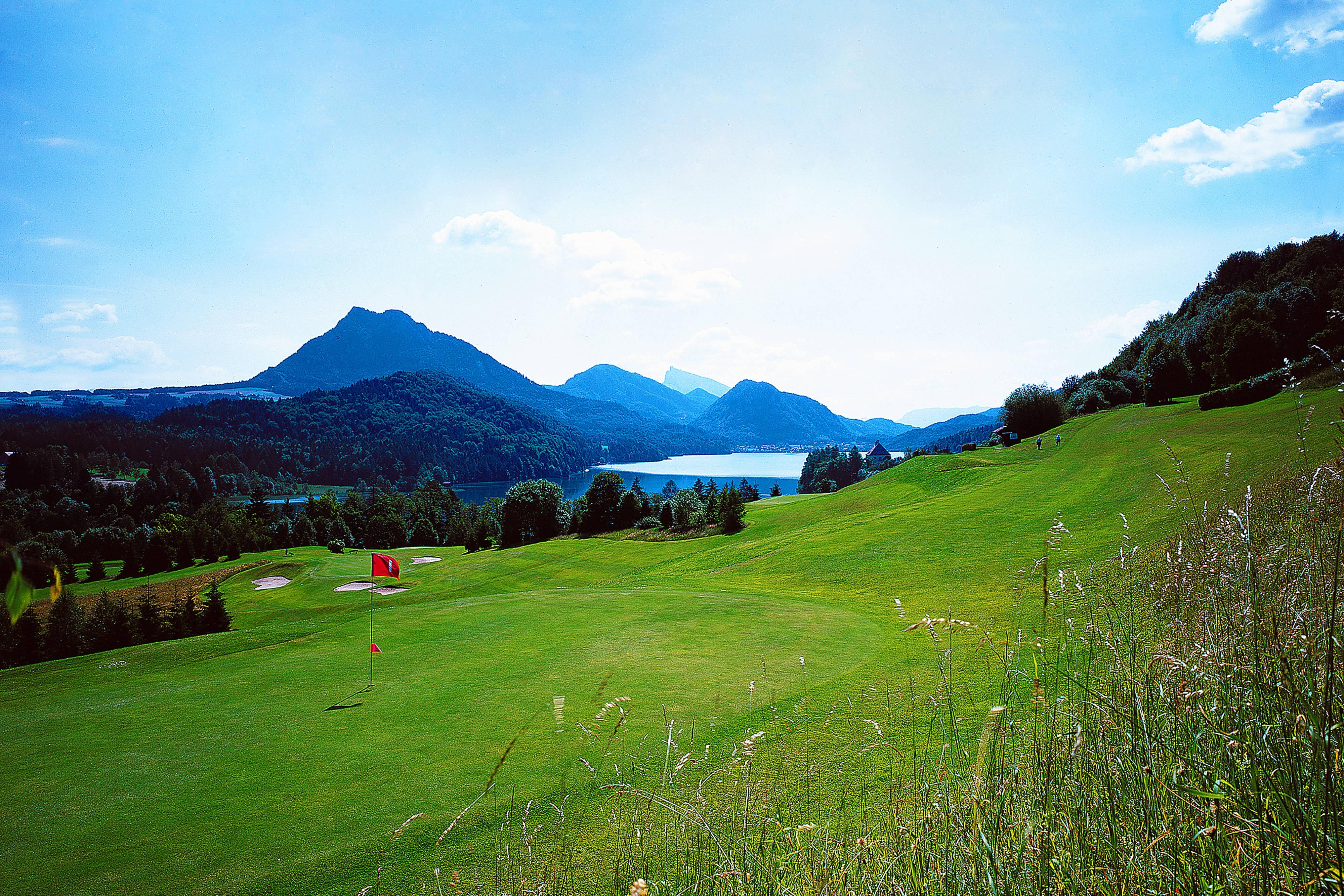 Golfclub / Golf course Fuschl