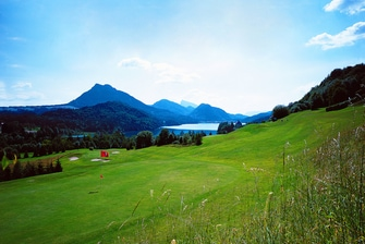 Golfclub / Golf course Fuschl