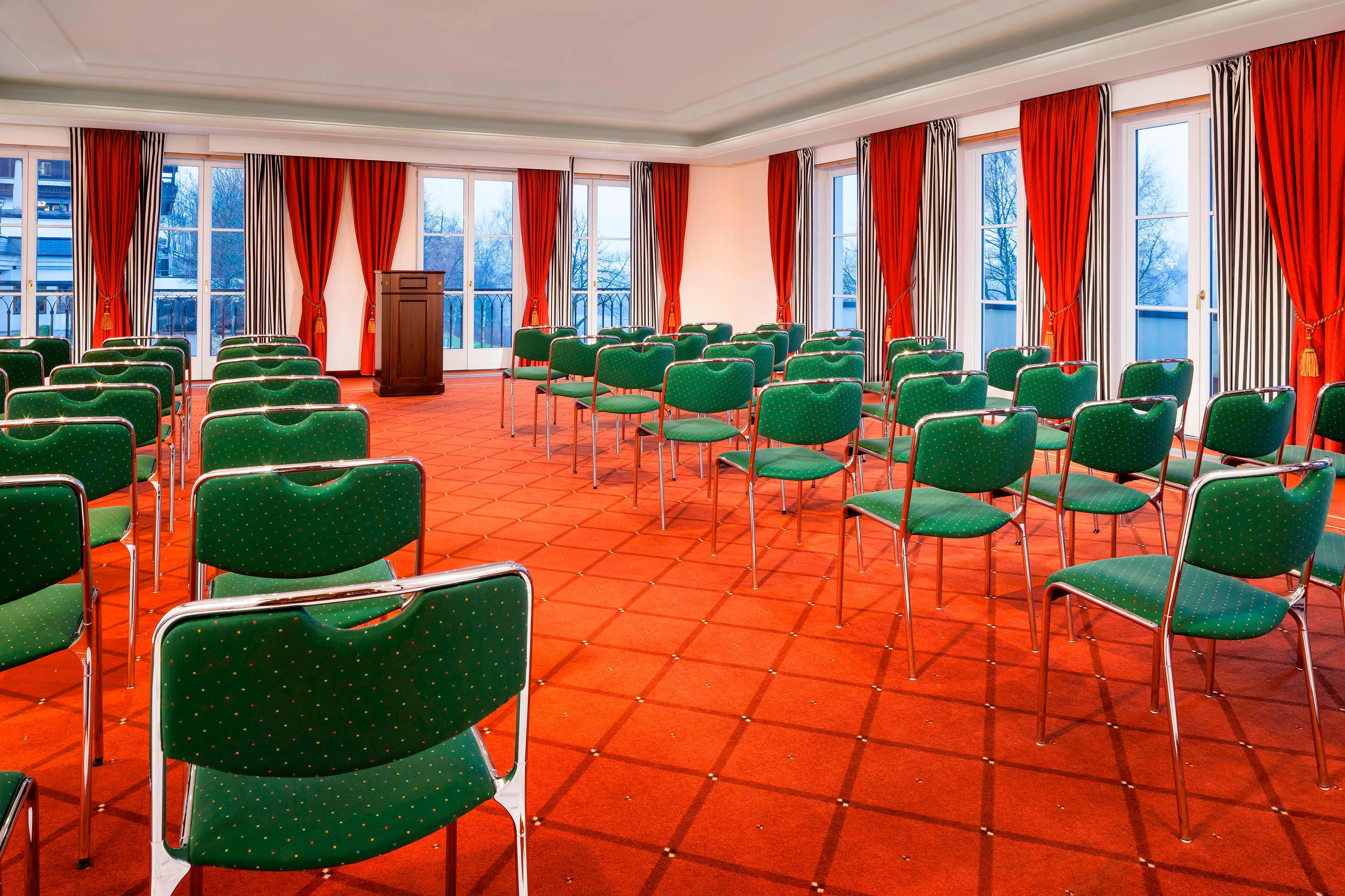 Meeting Room Traunsee