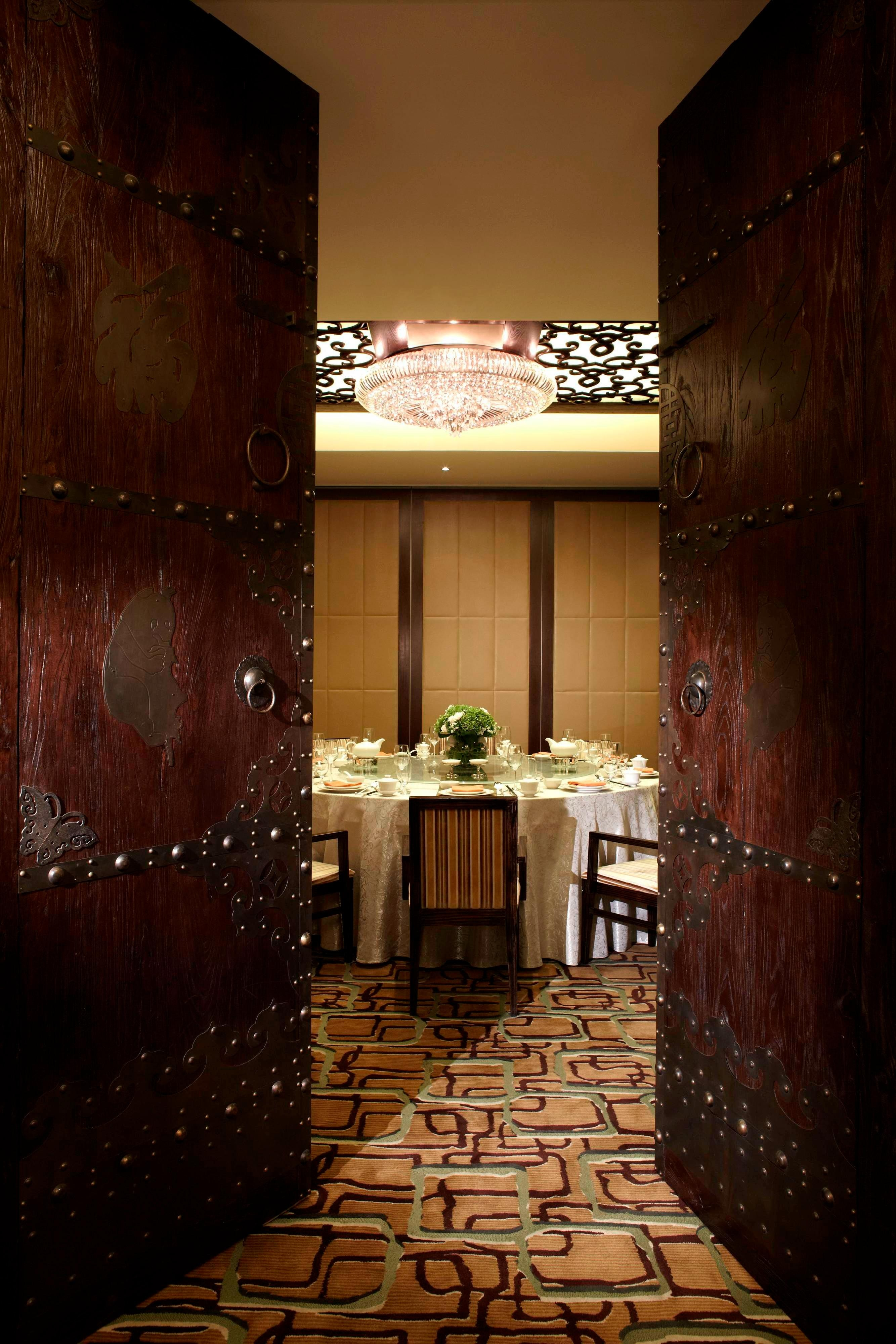Man Ho Chinese Restaurant – Private Room