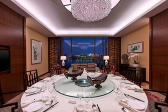 China Spice Restaurant - Private Dining Room