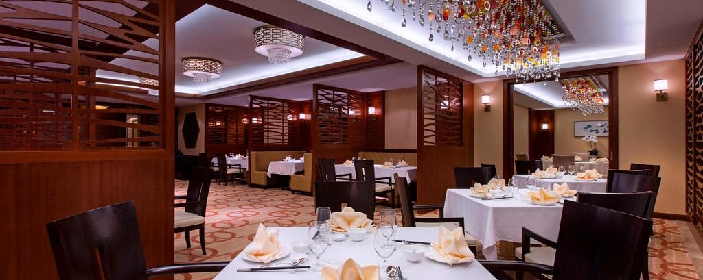 China Spice Restaurant
