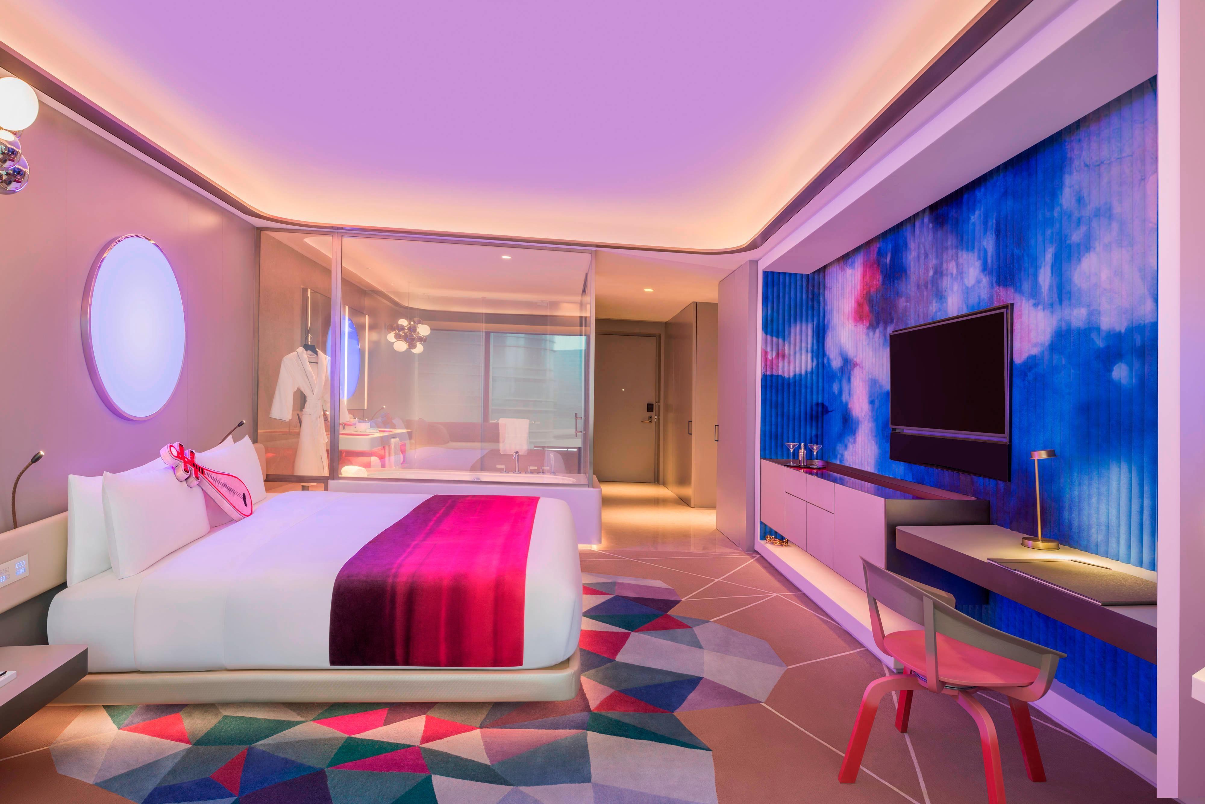 Spectacular Room Bedroom