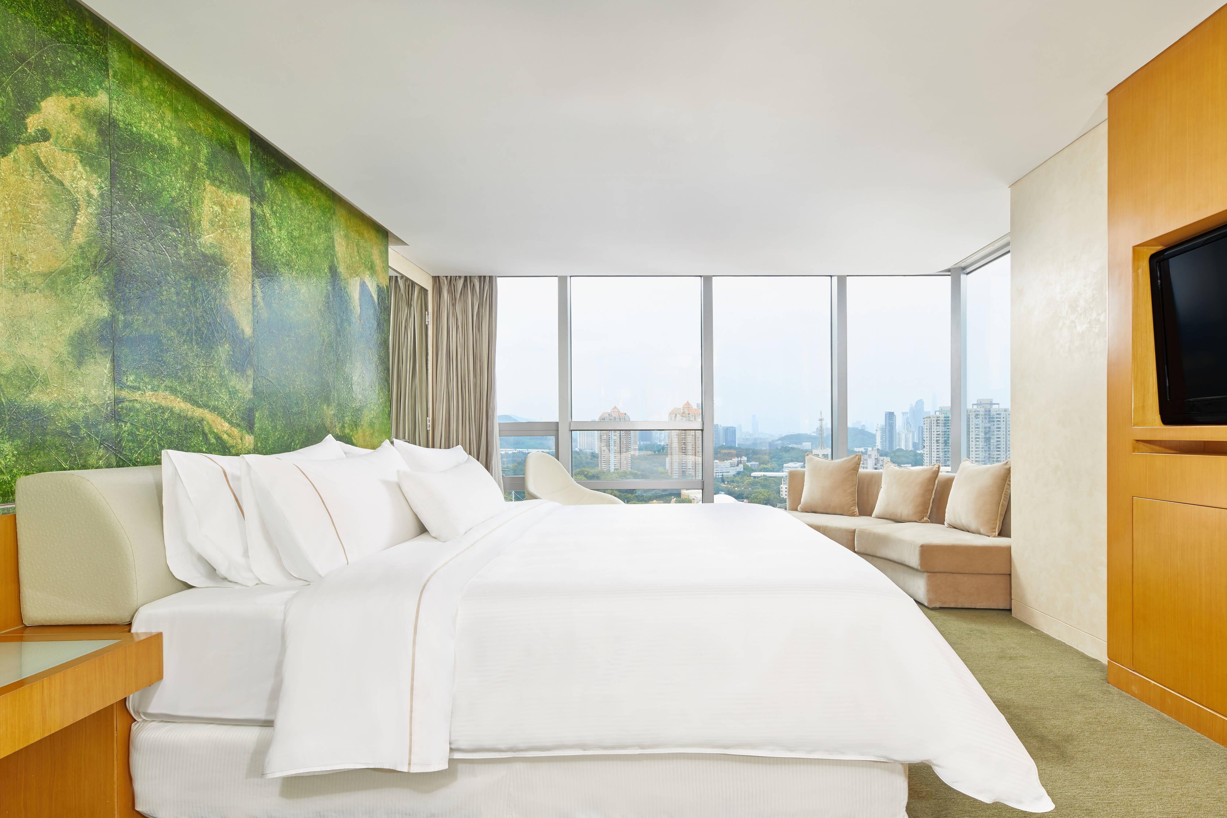 Kingsize Luxus-Suite