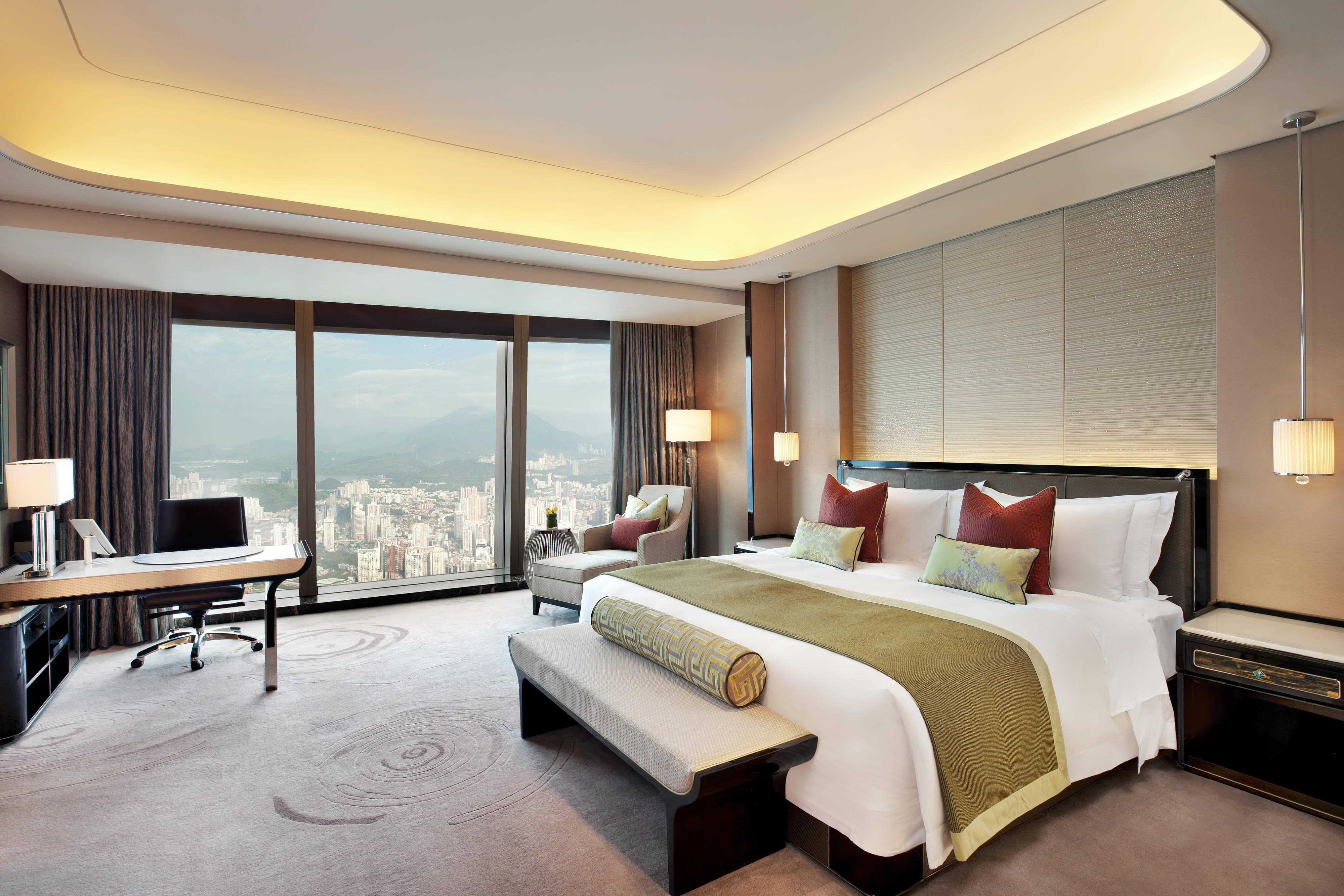 Fortune Guest Room City View