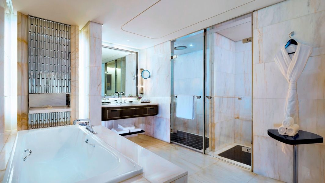 St. Regis Suite- Bathroom