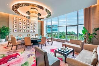 Le Mei - Taohua Xi Private Dining Room