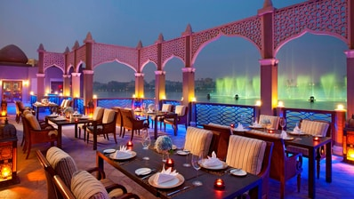 Casablanca Specialty Restaurant - Outdoor
