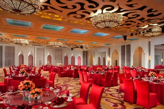 Grand Ballroom - Chinese setup