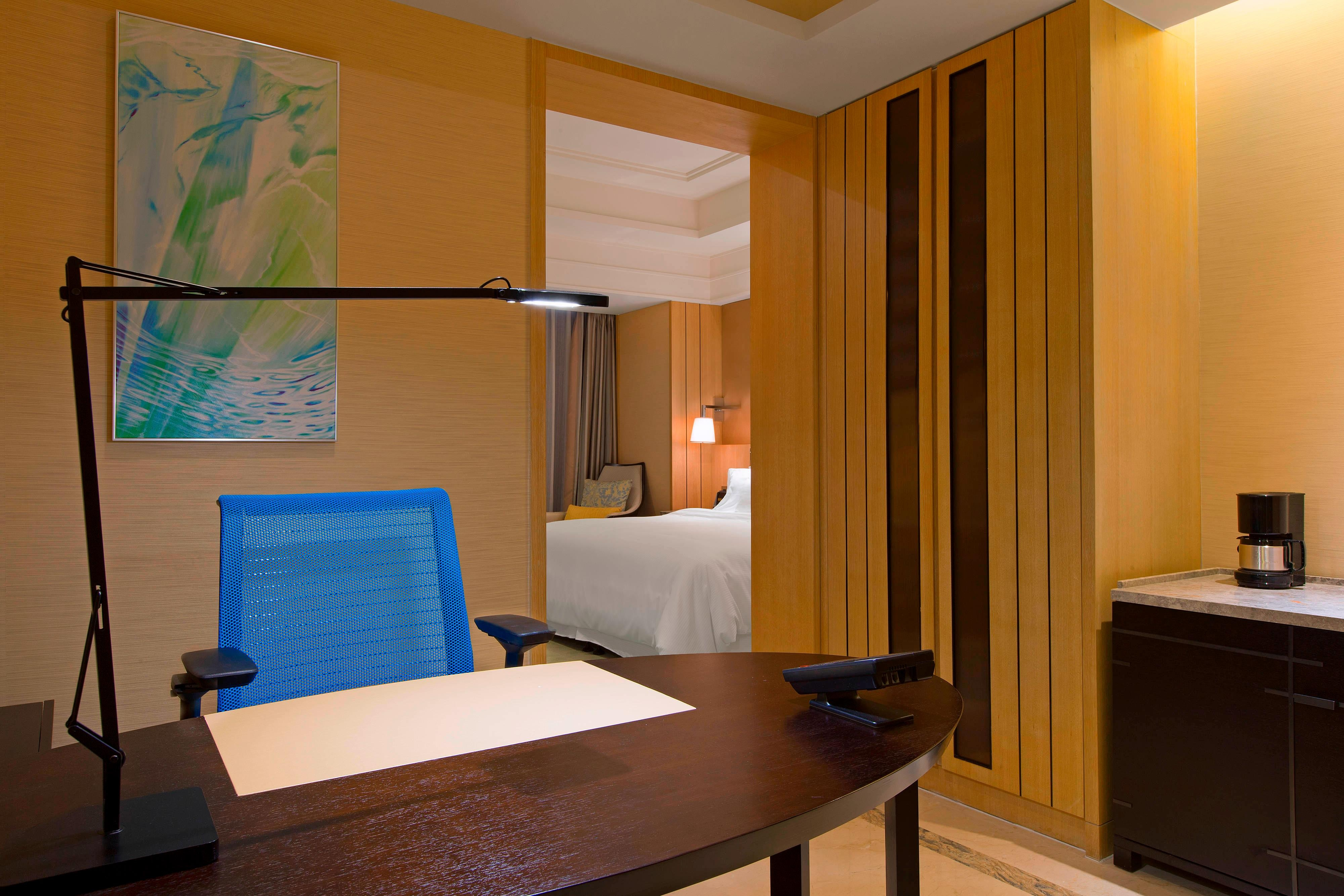 Chambre Westin Deluxe avec lit king size