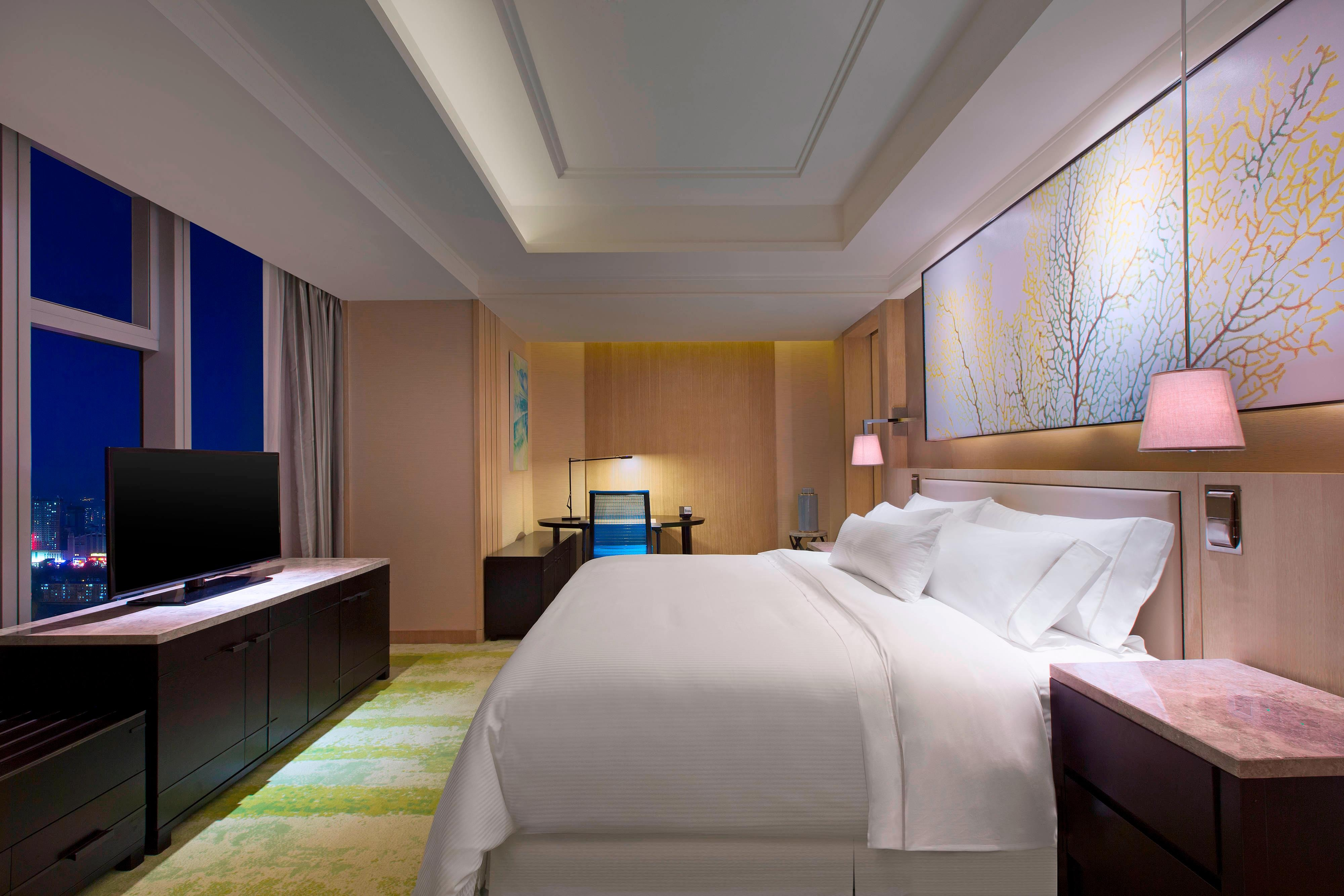 Westin King Guest Room
