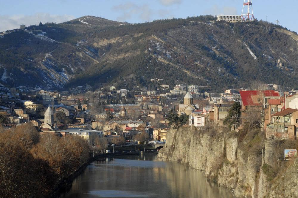 Tbilisi River Bank