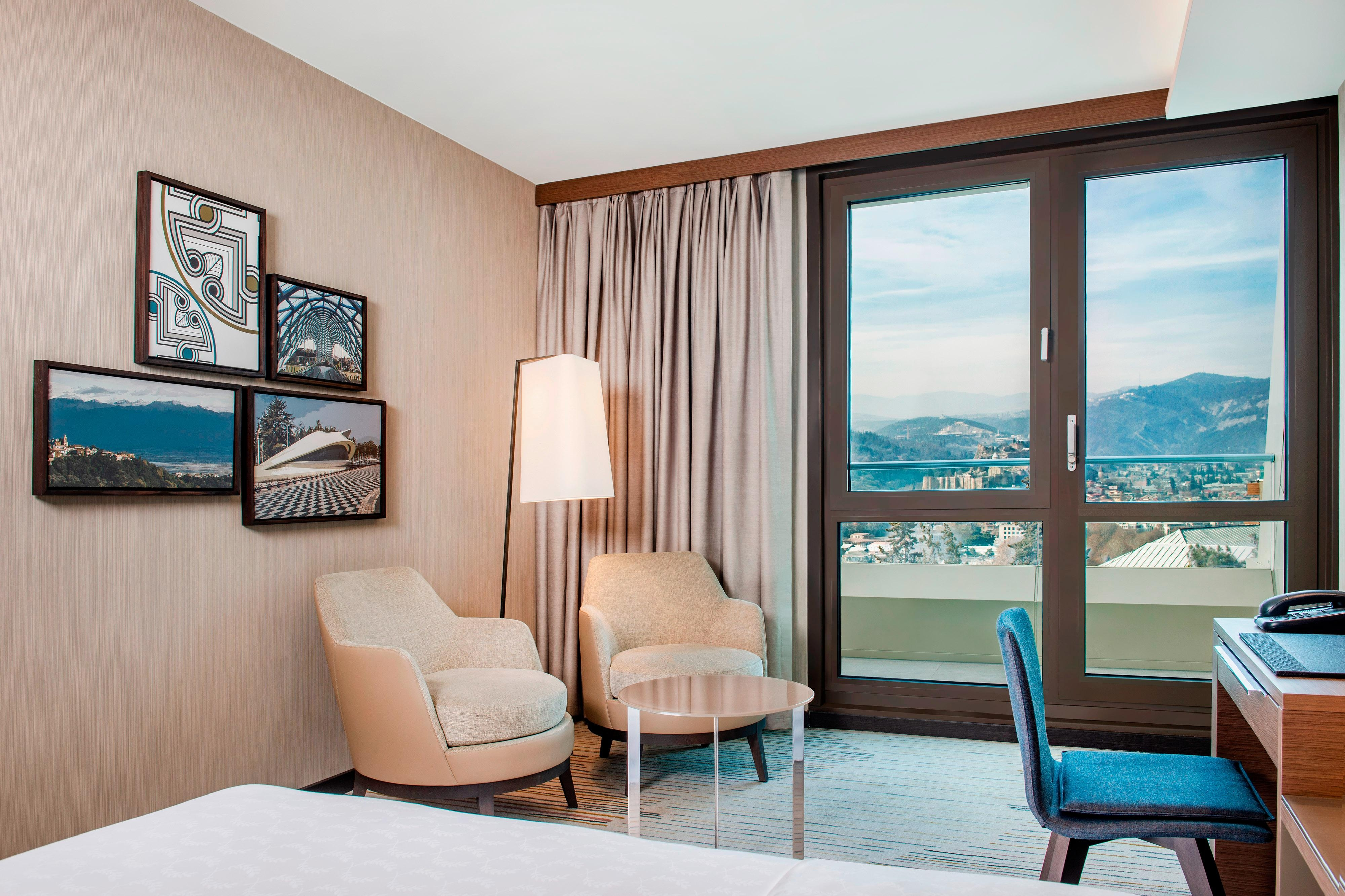 King Deluxe Guest Room With Balcony